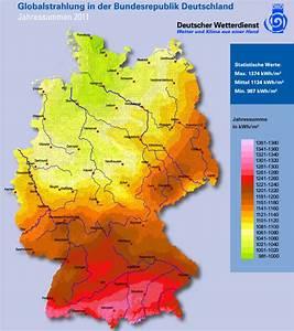 Kilowattstunden Berechnen : sonneneinstrahlung bei einer photovoltaikanlage ~ Themetempest.com Abrechnung