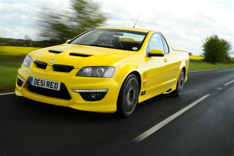 vauxhall vxr8 maloo vauxhall vxr8 maloo pictures auto express