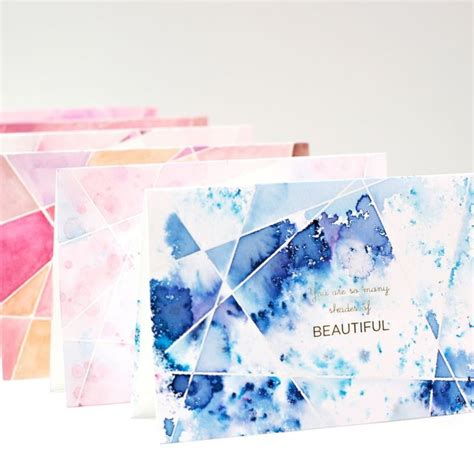 Check spelling or type a new query. Watercolor Greeting Card Ideas at PaintingValley.com | Explore collection of Watercolor Greeting ...