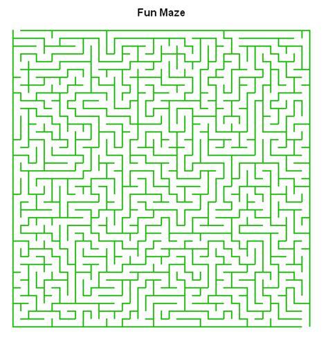 maize color picturesofmazes maze worksheet maker make random maze