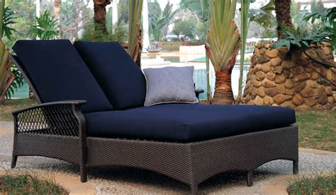 odessa wicker chaise loubne patio renaissance outdoor