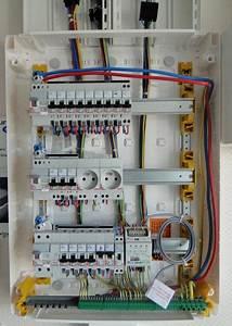 Tableau électrique Triphasé Legrand : cablage tableau electrique legrand maisons naturelles ~ Edinachiropracticcenter.com Idées de Décoration