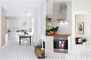 peindre parquet en blanc 20170713221058 tiawukcom With peindre un escalier en bois en blanc 17 10 idees originales pour peindre son interieur blog deco