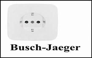 Lichtschalter Busch Jäger : steckdosen lichtschalter online kaufen luxdesign raum ~ Frokenaadalensverden.com Haus und Dekorationen
