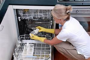 Comment Nettoyer Lave Vaisselle : comment nettoyer un lave vaisselle comment maison ~ Melissatoandfro.com Idées de Décoration