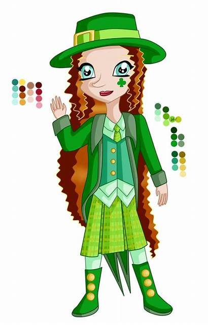 Leprechaun Clipart Coffee Transparent Webstockreview Luck Leary