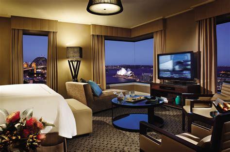 hotel room sydney four seasons views australia credit