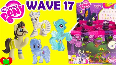 my pony blind bags my pony wave 17 blind bags nightmare