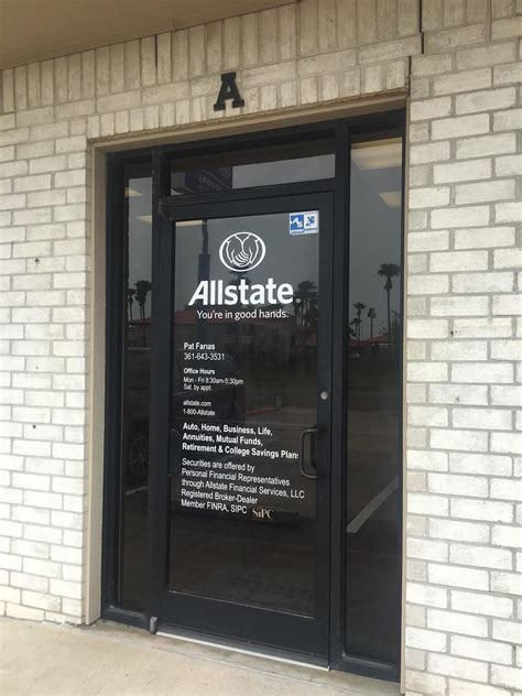 This program assigns drivers to an auto. Allstate | Car Insurance in Portland, TX - Pat Farias