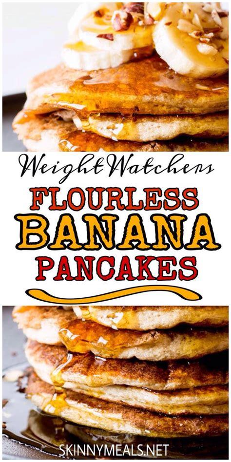 weight watchers pancakes recipes  smartpoints
