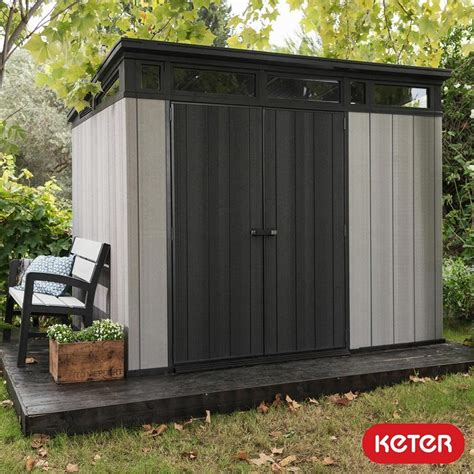 keter sheds review keter artisan 9ft 2 quot x 7ft 2 8 x 2 1m shed costco uk