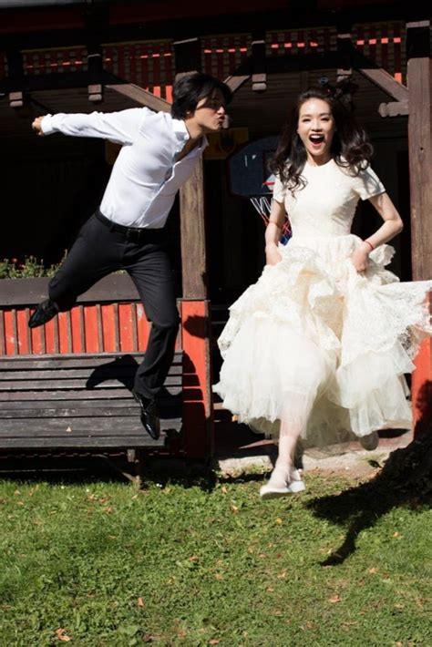 shu qi wedding  video  prague