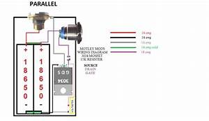 Motley Mods Box Mod Wiring Diagrams Led Button Switch Parallel Series Led Angel Eye Button