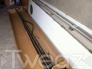 Hauteur Porte De Garage : vends porte de garage coulissante lat rale hauteur 2m60 ~ Melissatoandfro.com Idées de Décoration