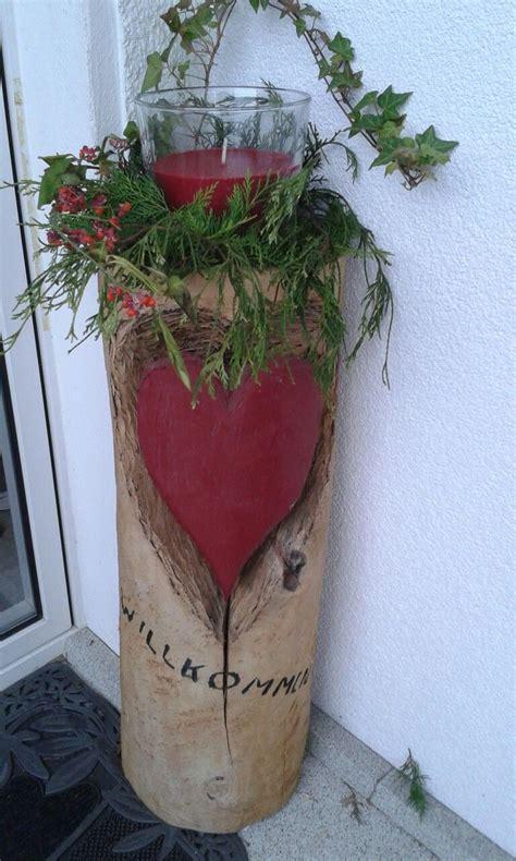 Weihnachtsdeko Garten Modern by Weihnachtsdeko Basteln Weihn