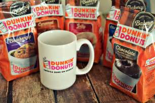 {Giveaway} Win a Dunkin' Donuts Bakery Series Prize Pack - FTM