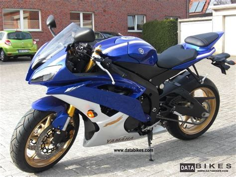 2011 Yamaha Yzf-r6 Rj15 Yzfr6 2011 By The Authorized Dealer