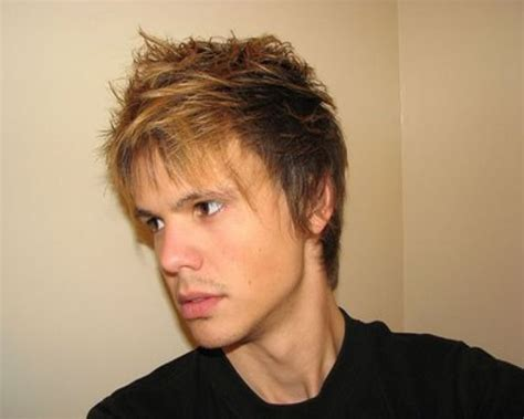 cool short shaggy hairstyles for men fashion trends