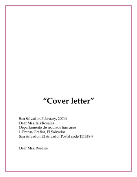 and sweet cover letter cover letter and sweet
