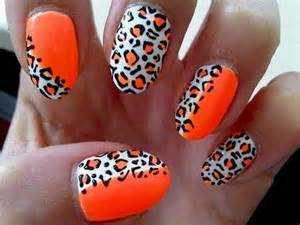 Five cute cheetah nail designs you might want to try diva fabulosa
