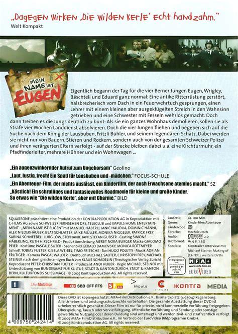 Mein Name ist Eugen DVD oder Bluray leihen VIDEOBUSTERde