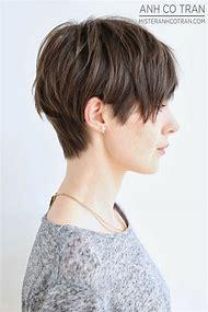 Cute Short Pixie Haircuts