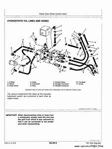 John Deere 5730  U0026 5830 Propelled Forage Harvesters Pdf