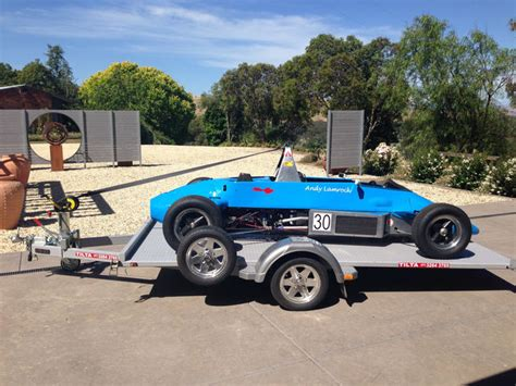 Tilta Trailers Car Trailers. Australian Made Trailer