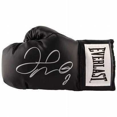 Mayweather Boxing Floyd Fanatics Gloves Everlast Autographed