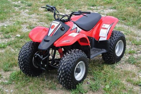 Suzuki Quadsport 50 by Suzuki Sport 50 Motorcycles For Sale