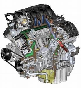 2015-17 Mustang Engine Specs  3 7l V6
