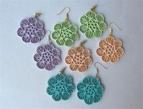 images  quilling jewelry  pinterest