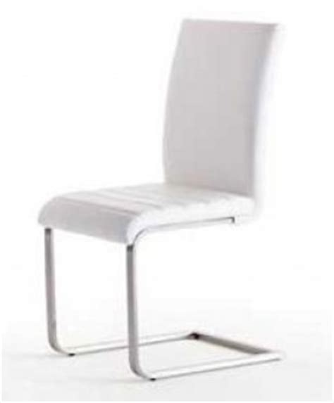 But Chaise Blanche Cuisine