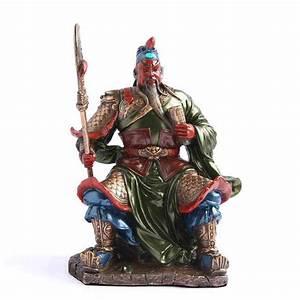 Aliexpress.com : Buy GUAN YU god of wealth Resin Doll of ...