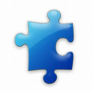 Vertical Puzzle Piece Icon #017864 » Icons Etc
