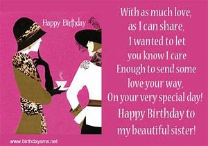1000+ images ab... Cute Sister Bday Quotes