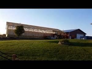 building a morton pole barn addition youtube With building a pole barn addition