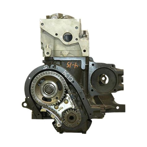 Replace Chevy Cavalier Remanufactured Long Block