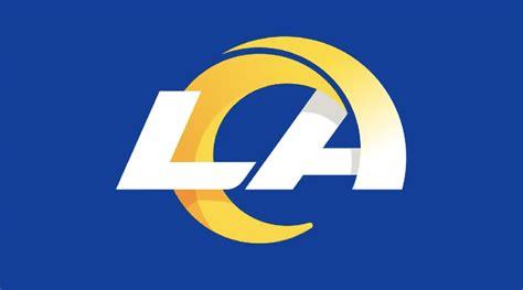 rams  colors  logo unveiled  upcoming season
