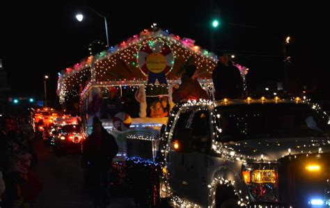 56th annual lighted christmas parade clarksvillenow com