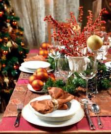 11 christmas dinner table ideas youne