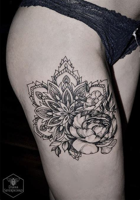 mandala tattoo design ideas nenuno creative