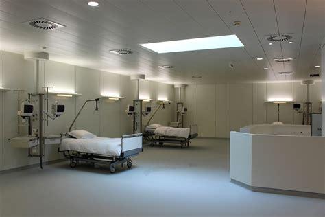 les chambres de centre de chirurgie de la clinique des grangettes eric
