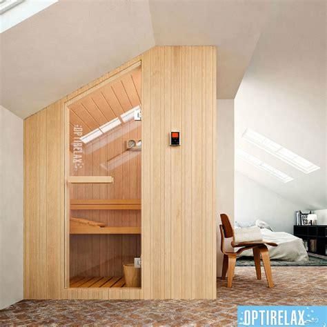 wärmekabine oder sauna sauna oder infrarotkabine optirelax