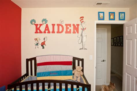 dr seuss baby boy nursery project nursery