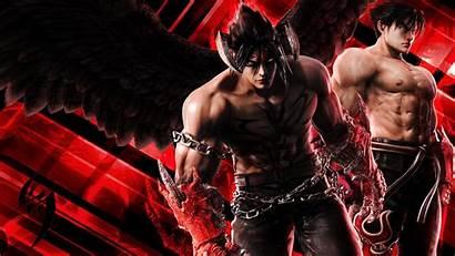 Tekken Jin Devil Kazama Wallpapers Games Shehan