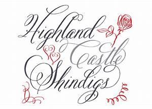 Calligraphy Alphabet : wedding calligraphy fonts