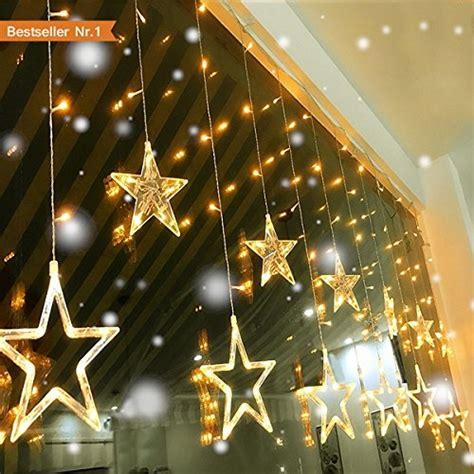 Batteriebetriebene Fensterdeko Weihnachten by Led Lichterkette Lichterketten Aussen Fensterdeko