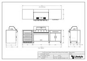 free standing kitchen island tamarama barbeque lifestyle barbeques