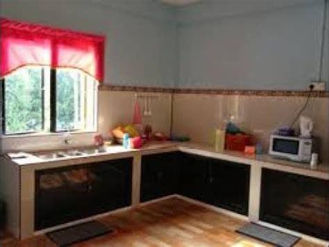 tren dapur sederhana  kitchen set youtube